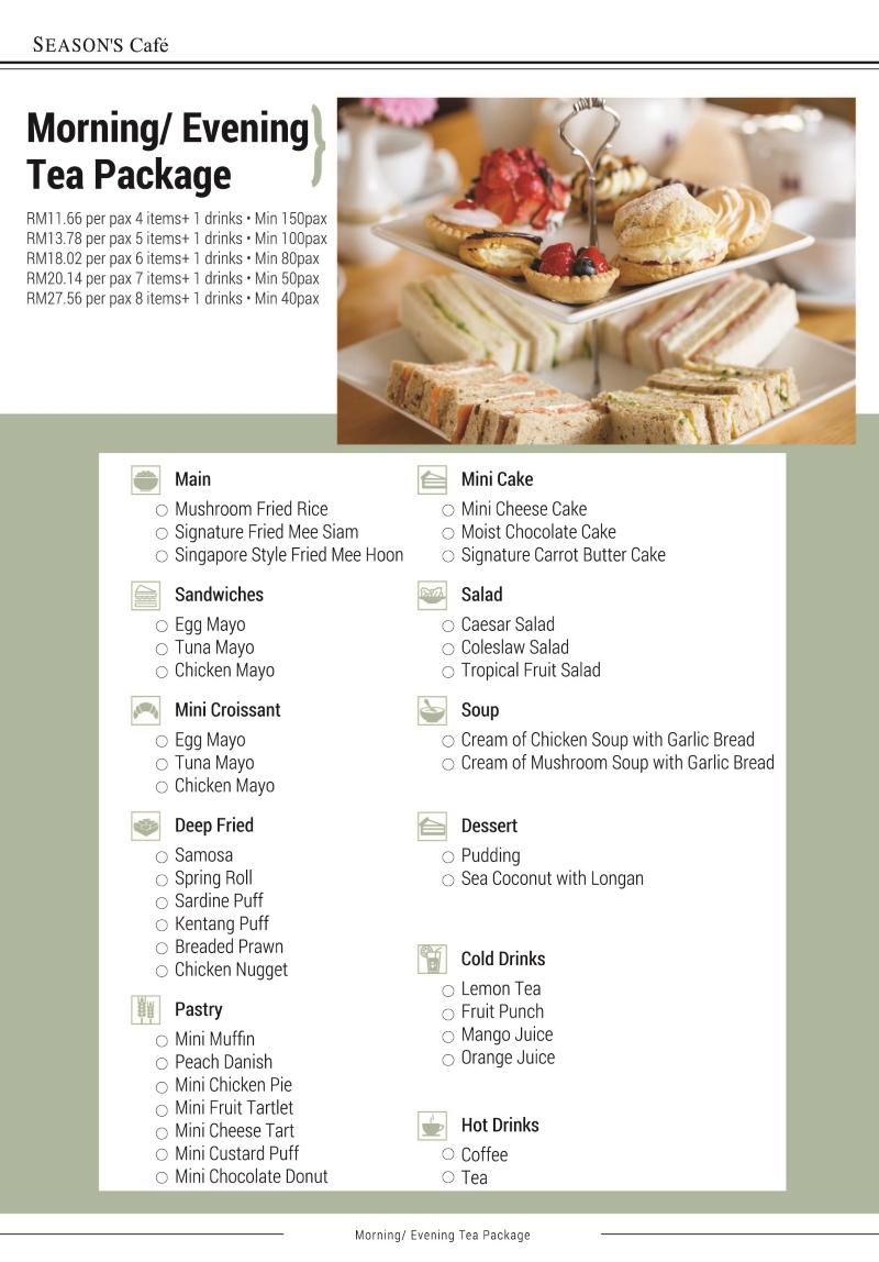 Buffet Catering Service Johor Bahru (JB) :: Booking Online ...